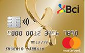 Tarjeta de Crédito Bci Mastercard Gold