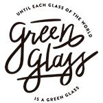 Logo Green Glass